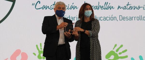 SED recibe el segundo premio 'ABC Solidario' 2021 en la modalidad de proyecto solidario