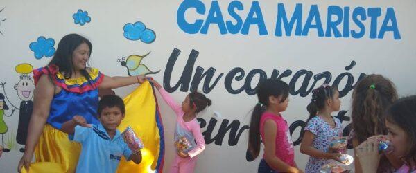 Colombia, un corazón sin fronteras