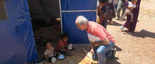 Nabil y los Maristas Azules en Alepo