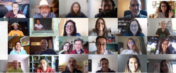 Conectados con el mundo en el encuentro de voluntariado de la provincia Compostela